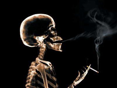 سیگار کشنده است